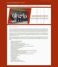 Java, JSP and MySQL Project on University Management System