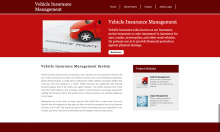 Python Django and MySQL Project on Vehicle Insurance Management System