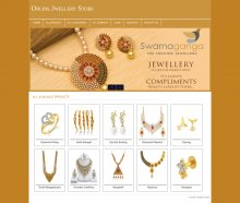 PHP and MySQL Project on Online Jwellery Store