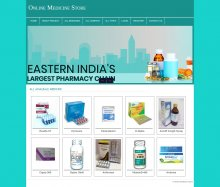 PHP and MySQL Mini Project on Online Medicine Store
