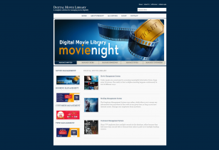C#, ASP and MySQL Project on Digital Movie Library