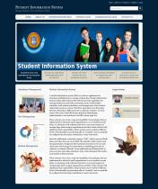 JSP, Java Project on Student Information System with MySQL Database.