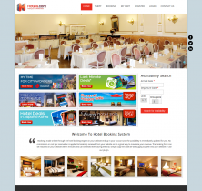 PHP Project on Hotel Booking System with MySQL Database.