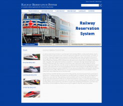 Java, JSP and MySQL Project on Railway Reservation System
