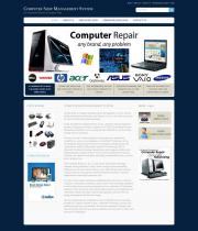 JSP, Java Project on Computer Shop Management System with MySQL Database.