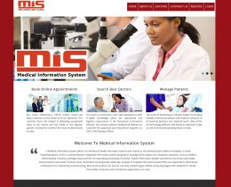 PHP and MySQL Project on Medical Information System