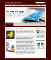 JSP, Java Project on Online Billing System with MySQL Database.