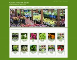 Java, JSP and MySQL Project on Online Nursery Store
