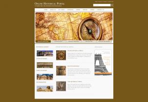 Java, JSP and MySQL Project on Online Historical Portal