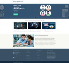 Python, Django and MySQL Project on Online Quiz System