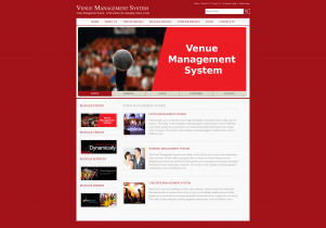 Java, JSP and MySQL Project on Venue Management System