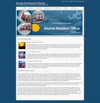 Java JSP and MySQL Project on Alumni Information System