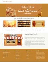 Python Django and MySQL Project on Online Bakery Shop