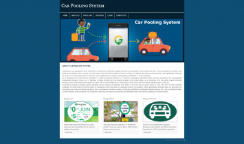 Car Pooling System