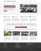 AWS Cloud Based Car Parking System