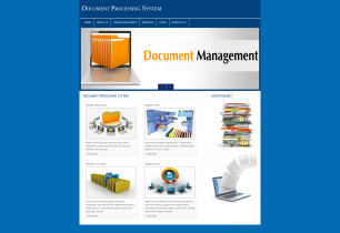PHP and MySQL Project on Document Tracking System