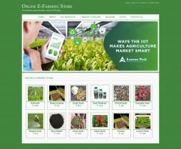 Java, JSP and MySQL Project on Online E-Farming Store