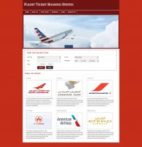 PHP and MySQL Project on Flight Ticket Booking System