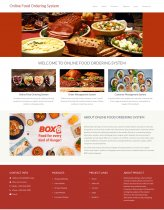 Python Django and MySQL Project on Food Ordering System
