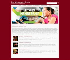 Java, JSP and MySQL Project on Gym Membership Management System