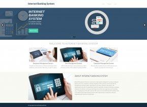 Python, Django and MySQL Project on Internet Banking System