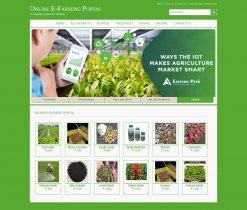 Java, JSP and MySQL Project on Online E-Farming Portal