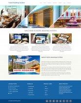 Python Django and MySQL Project on Hotel Booking System