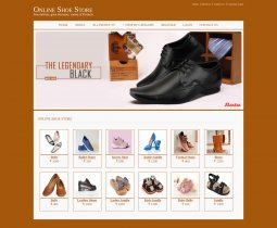 Java, JSP and MySQL Project on Online Shoe Store