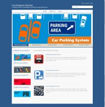 C#, ASP and MySQL Project on Online Car Parking System