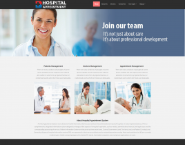 PHP and MySQL Project on Hospital Appointment System