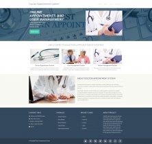 Django, Python and MySQL Project on Doctors Appointment System