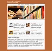 C#, ASP and MySQL Project on Book Shop Management System