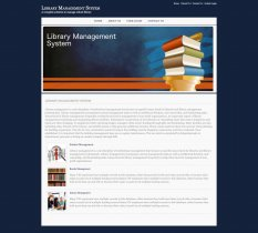 Java, JSP and MySQL Project on Library Management System