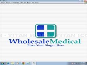 Visual  Basic and SQL Server 2000 Project on Medical Shop Management System