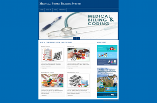 Medical Store Billing System