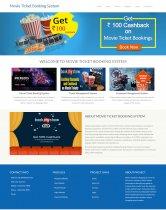 Python Django and MySQL Project on Movie Ticket Booking System