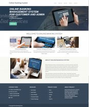 PHP and MySQL Project on Internet Banking System