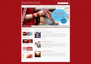 Java, JSP and MySQL Project on Online Wedding Planner