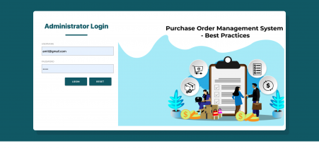 Java Spring Boot, Angular and MySQL Project on Order Management System