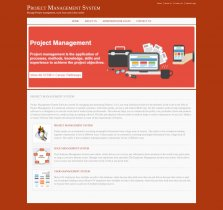 Java, JSP and MySQL Project on Project Management System