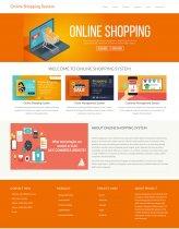 Python Django and MySQL Project on Online Shopping System