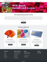 RFID Based Ration Card System