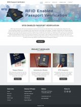 RFID Enabled Passport Verification