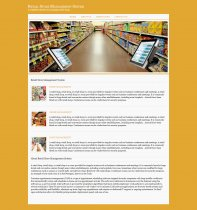 C#, ASP and MySQL Project on Retail Store Management System