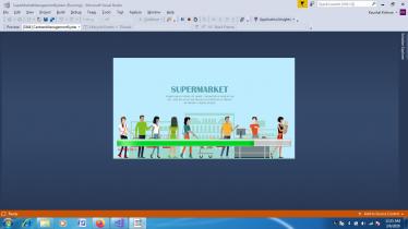 Super Market Management System