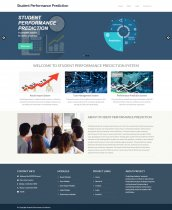 Python Django and MySQL Project on Student Performance Prediction System