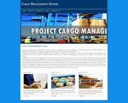 PHP and MySQL Project on Cargo Management System