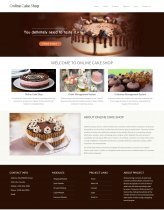 Python Django and MySQL Project on Online Cake Shop
