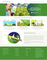 Python Django and MySQL Project on E-Farming Portal