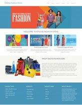 Python Django and MySQL Project on Online Fashion Store